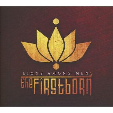 Firstborn LIONS AMONG MEN CD