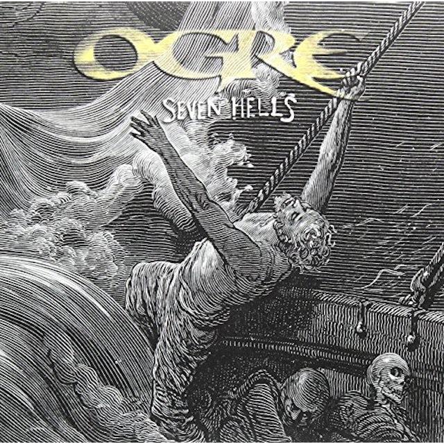 Ogre SEVEN HELLS CD