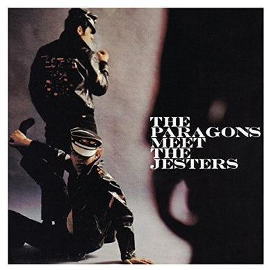 The Paragons MEET THE JESTERS CD
