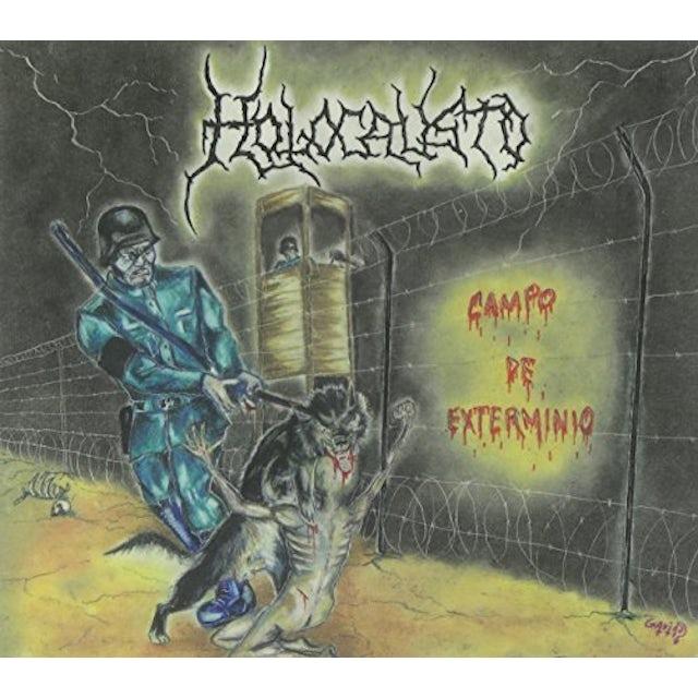HOLOCAUSTO CAMPO DE EXTERMINIO CD