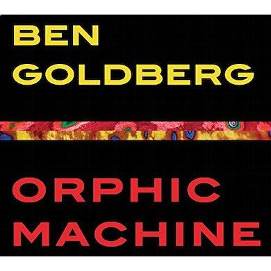 Ben Goldberg ORPHIC MACHINE CD