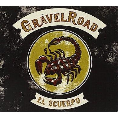 Gravelroad EL SCUERPO CD