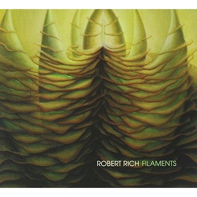 Robert Rich FILAMENTS CD