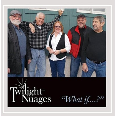 Twilight Nuages WHAT IF CD