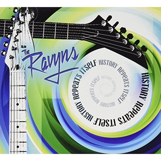 Ravyns HISTORY REPEATS ITSELF CD