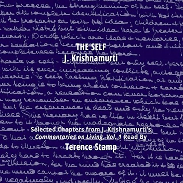 J. Krishnamurti SELF CD
