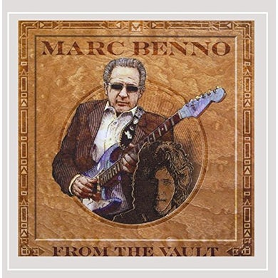 Marc Benno FROM THE VAULT CD