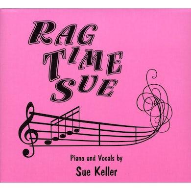 Sue Keller RAG TIME SUE REBORN CD