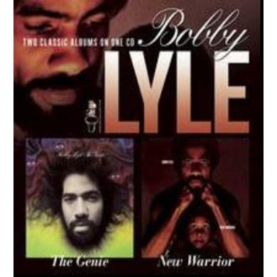 Bobby Lyle GENIE / NEW WARRIOR CD
