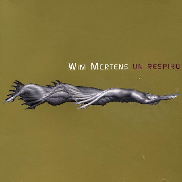 Wim Mertens UN RESPIRO CD