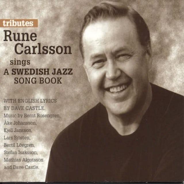 Rune Carlsson TRIBUTES CD