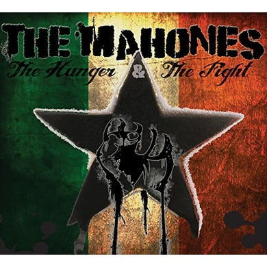 MAHONES HUNGER AND THE FIGHT (PART 1) CD