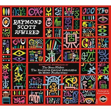 Raymond Scott REWIRED CD