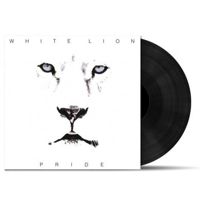 White Lion PRIDE Vinyl Record