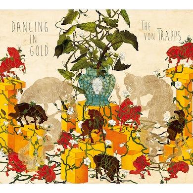 VON TRAPPS DANCING IN GOLD CD