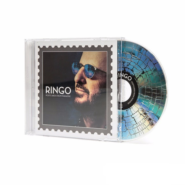 Ringo Starr POSTCARDS FROM PARADISE CD