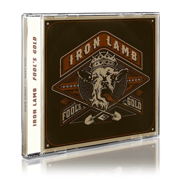Iron Lamb FOOL'S GOLD CD
