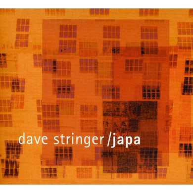 Dave Stringer JAPA CD