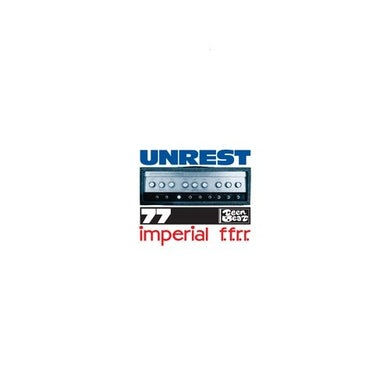 Unrest IMPERIAL F.F.R.R. Vinyl Record
