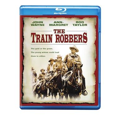 TRAIN ROBBERS Blu-ray