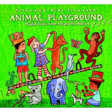 Putumayo Kids Presents ANIMAL PLAYGROUND CD