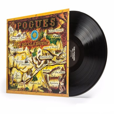 The Pogues HELL'S DITCH Vinyl Record