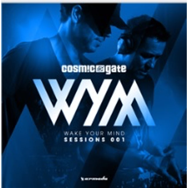 Cosmic Gate WAKE YOUR MIND SESSIONS 001 CD