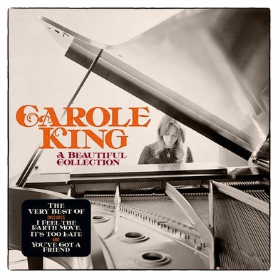 Carole King BEAUTIFUL COLLECTION CD