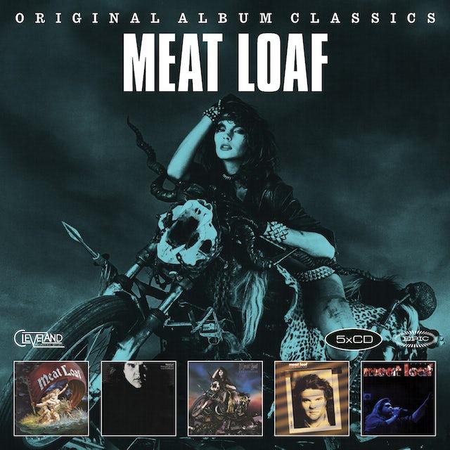 Meat Loaf ORIGINAL ALBUM CLASSICS CD