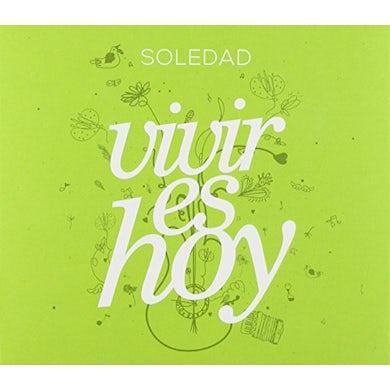 Soledad VIVIR ES HOY CD