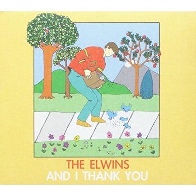 Elwins AND I THANK YOU CD