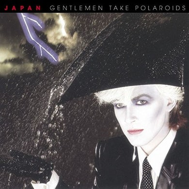 Japan GENTLEMEN TAKE POLAROIDS CD