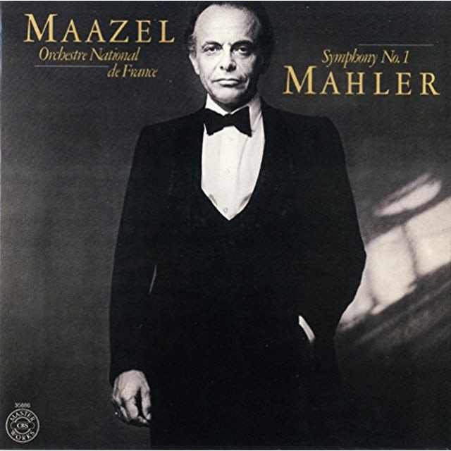 Lorin Maazel MAHLER: SYMPHONY NO. 1 CD