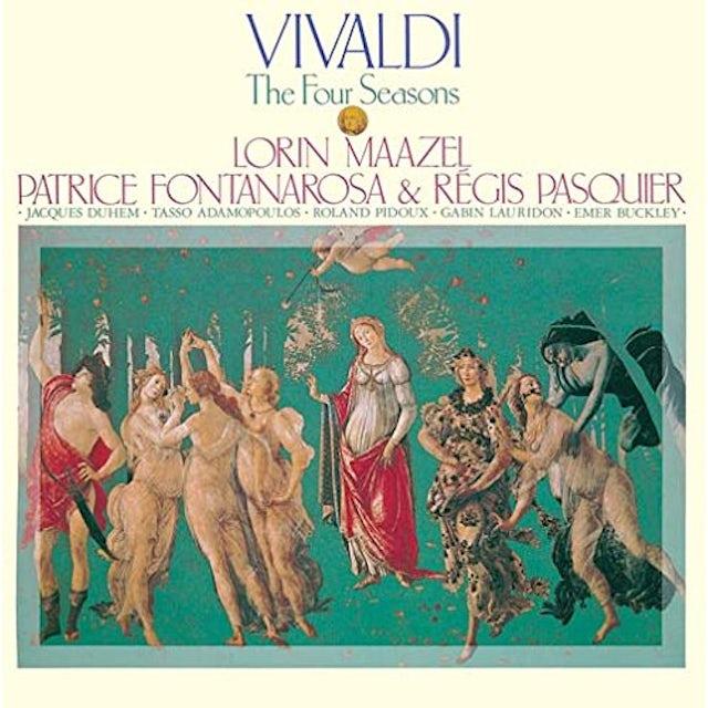 Lorin Maazel VIVALDI: FOUR SEASONS CD