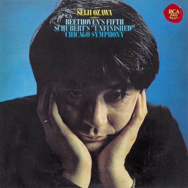 Seiji Ozawa BEETHOVEN: SYMPHONY NO. 5 & SCHUBERT CD
