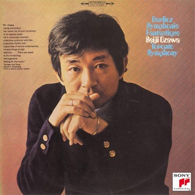 Seiji Ozawa BERLIOZ: SYMPHONIE FANTASTIQUE CD