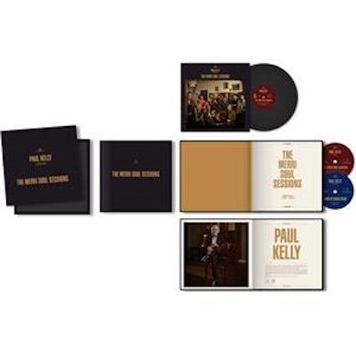 Paul Kelly MERRI SOUL SESSIONS (LIMITED) CD