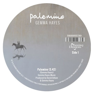 Gemma Hayes PALAMINO Vinyl Record