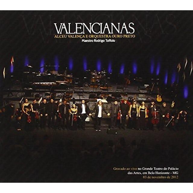 Alceu Valenca VALENCIANAS CD