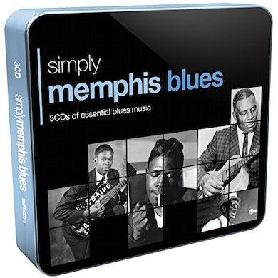 MEMPHIS BLUES / VARIOUS CD