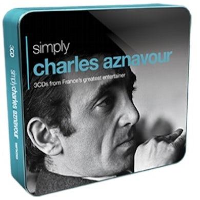 CHARLES AZNAVOUR CD