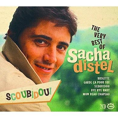 Sacha Distel VERY BEST OF CD