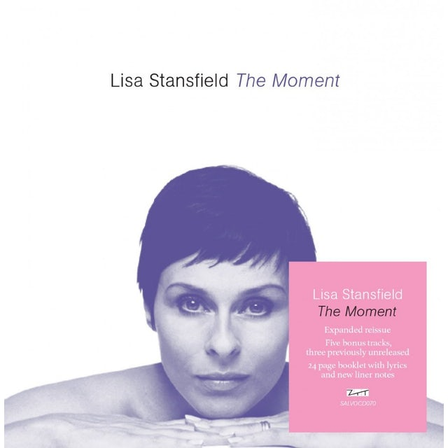 Lisa Stansfield MOMENT: EXPANDED EDITION CD