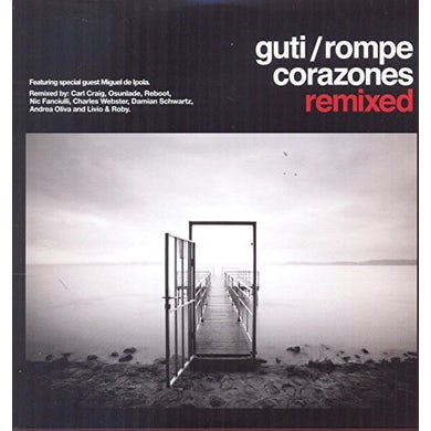 ROMPECORAZONES REMIXED CD
