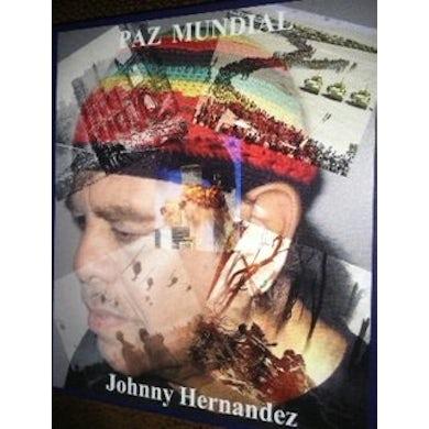 Johnny Hernandez PAZ MUNDIAL CD