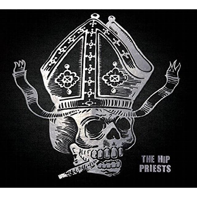 HIP PRIESTS BLACK DENIM BLITZ CD