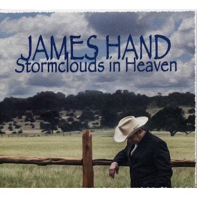 James Hand STORMCLOUDS IN HEAVEN CD