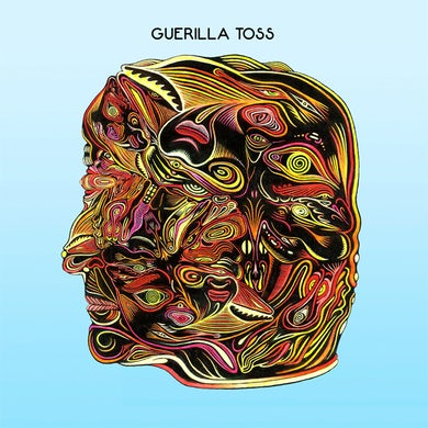 GUERILLA TOSS SMACK THE BRICK Vinyl Record