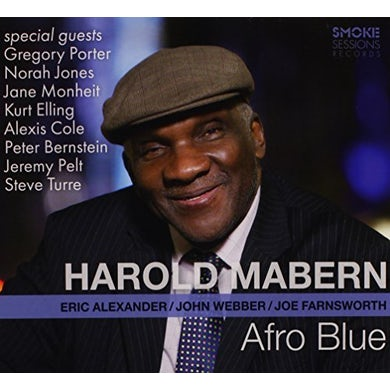Harold Mabern AFRO BLUE CD