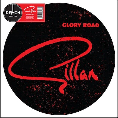 Gillan GLORY ROAD-PICTURE DISC Vinyl Record